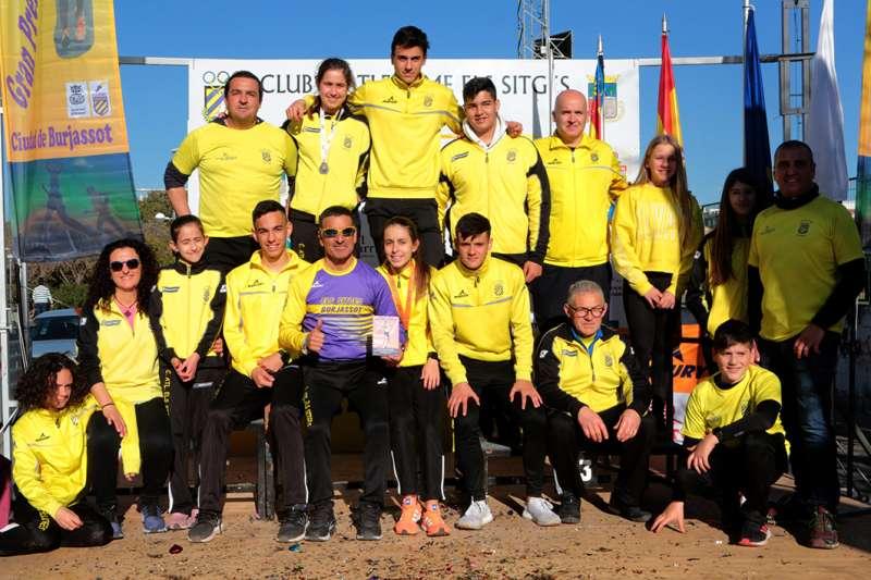 CA Els Sitges, organizadores del evento