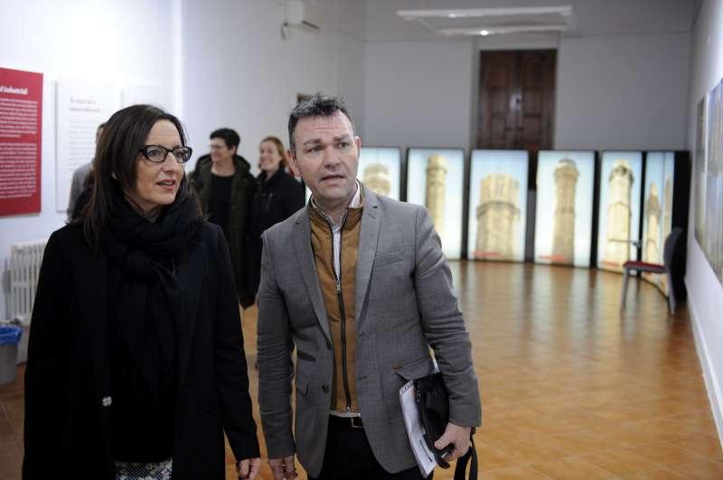 La vicepresidenta de la Diputació, Mª Josep Amigó i l