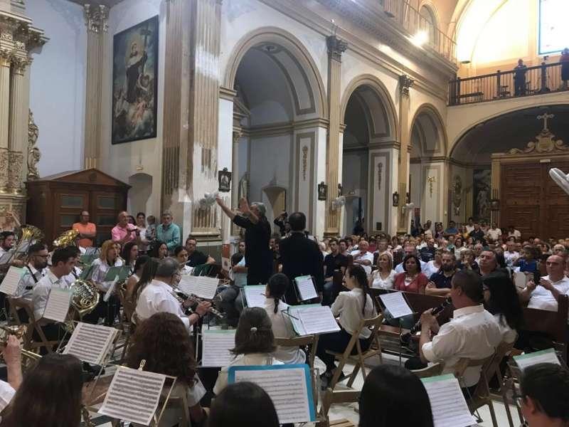Serra estrena el pasdoble  A tu Sant Roc!