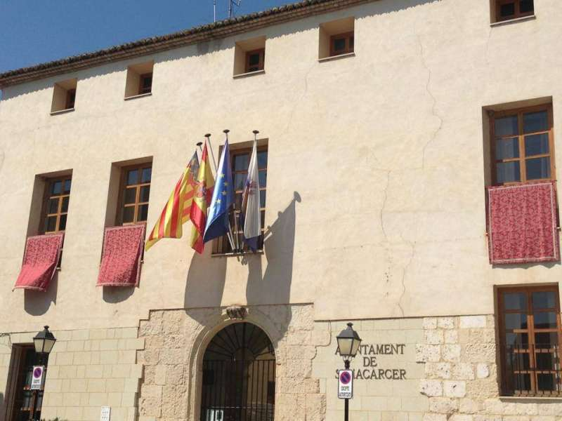 Ayuntamiento Sumacàrcer./EPDA
