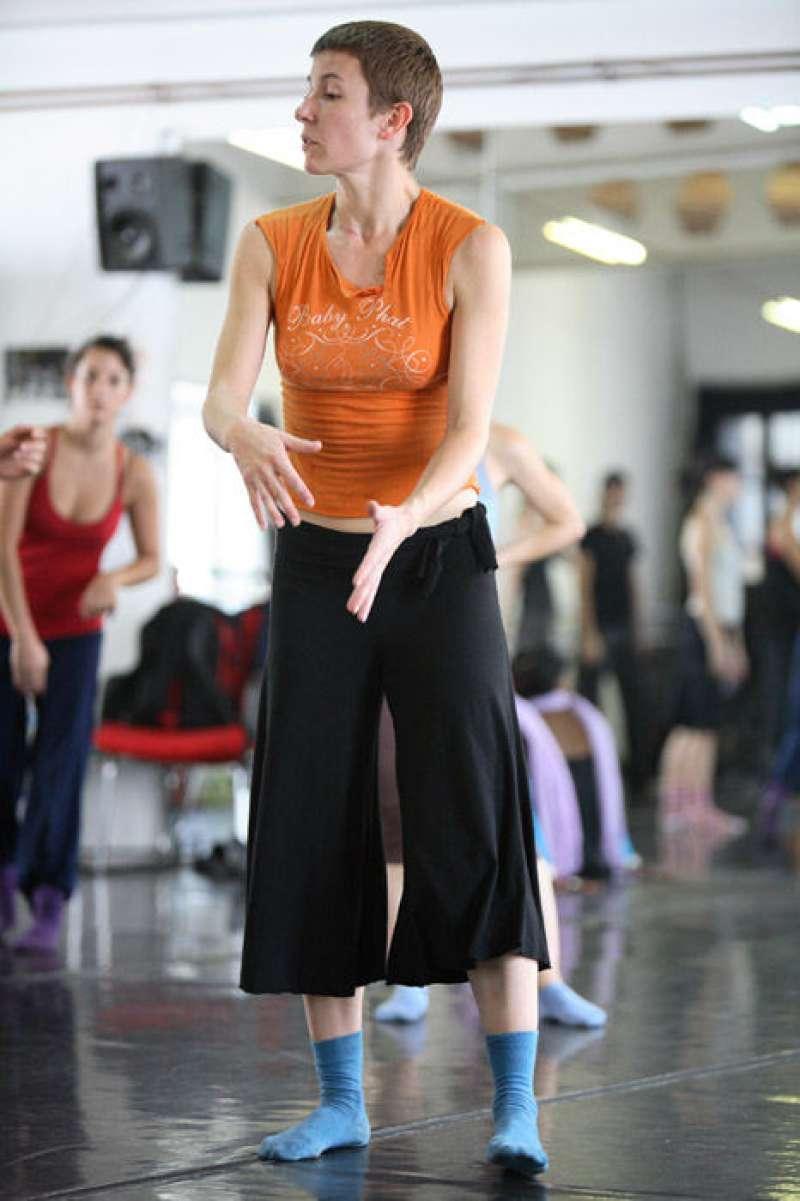 Eva Bertomeu, bailarina. EPDA