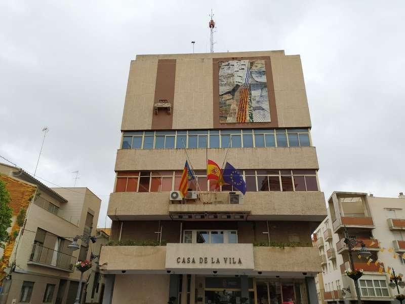 Edificio del ayuntamiento de Mislata. EPDA