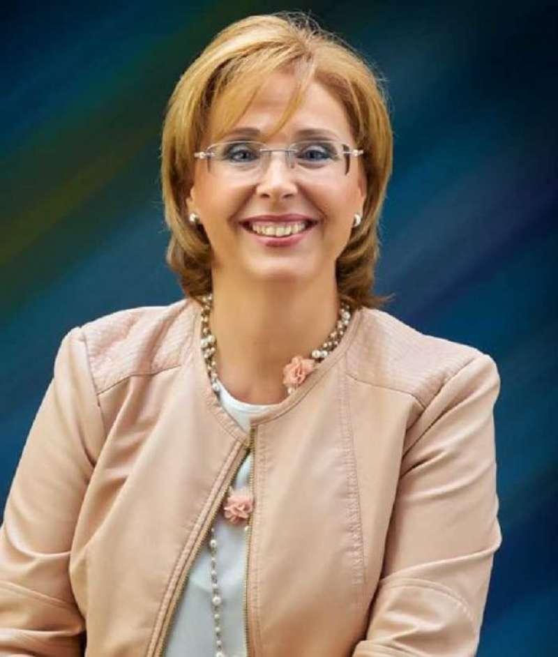 Lola Celda, presidenta de la Mancomunitat. / EPDA