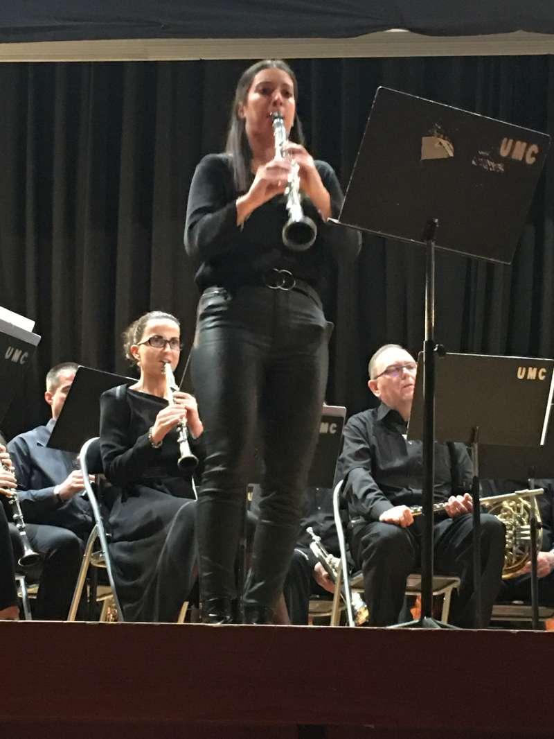 La solista Paula Esteve. / EPDA