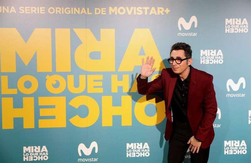 El actor Berto Romero. EFE/Archivo