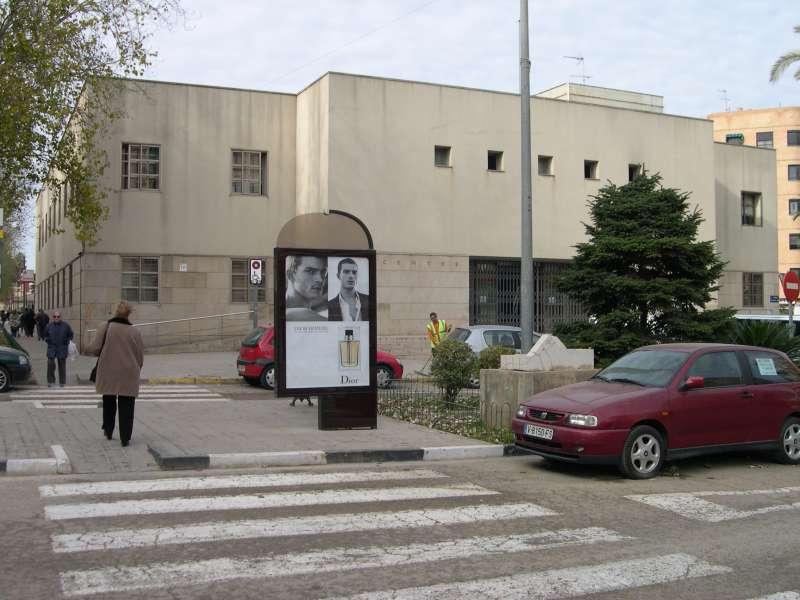 Centro de salud en Quart. EPDA
