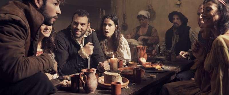 Una de las escenas del largometraje.- EPDA