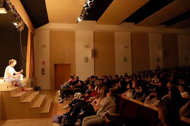 Teatre contra la violència de gènere. EPDA