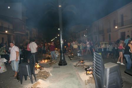 Imagen de la Noche de Paellas. Foto: EPDA.