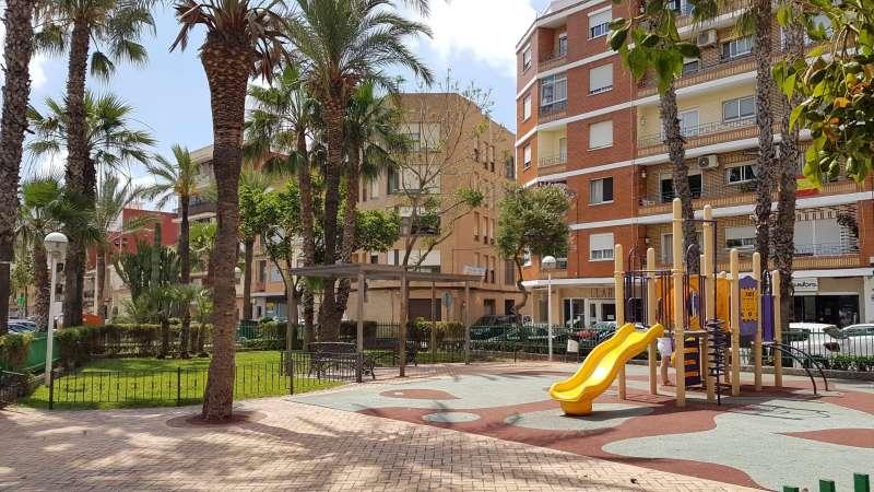 Plaza 2 de mayo