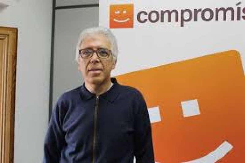 Pep Esplà, portaveu de Compromís per Moncada. EPDA