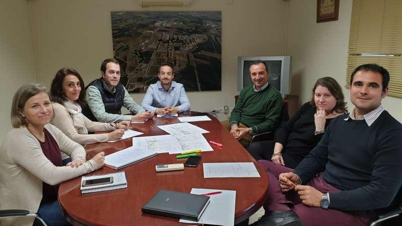 Reunión de los alcaldes. / EPDA