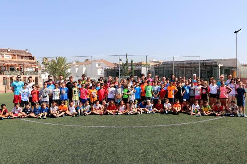 Escola esportiva de Rafelbunyol. EPDA