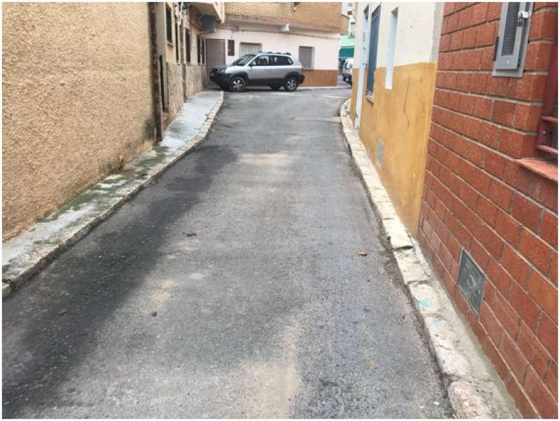 Las obras mejorarán el Barrio Seco