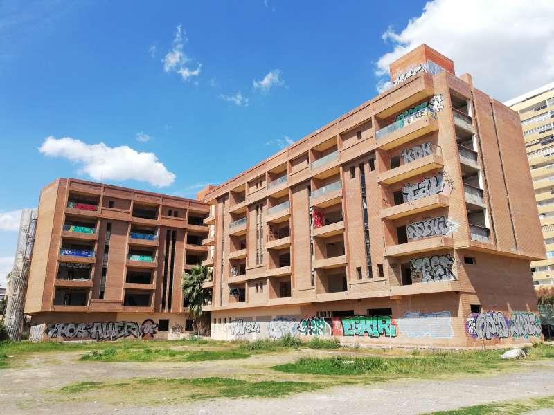 Aparthotel de la platja de La Pobla de Farnals. EPDA