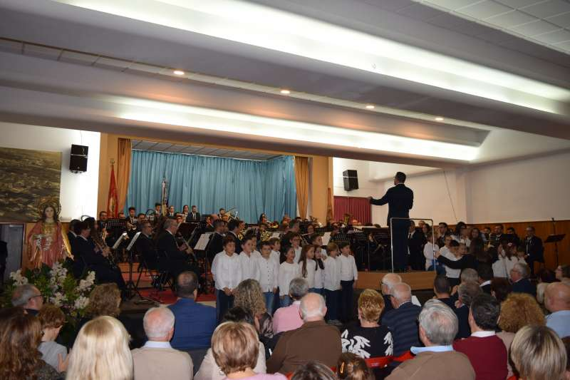 Concert de Santa Cecília. EPDA