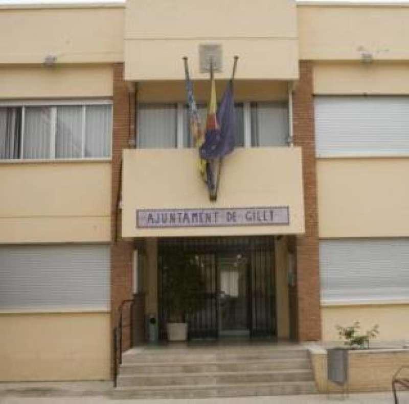Ayuntamiento de Gilet.