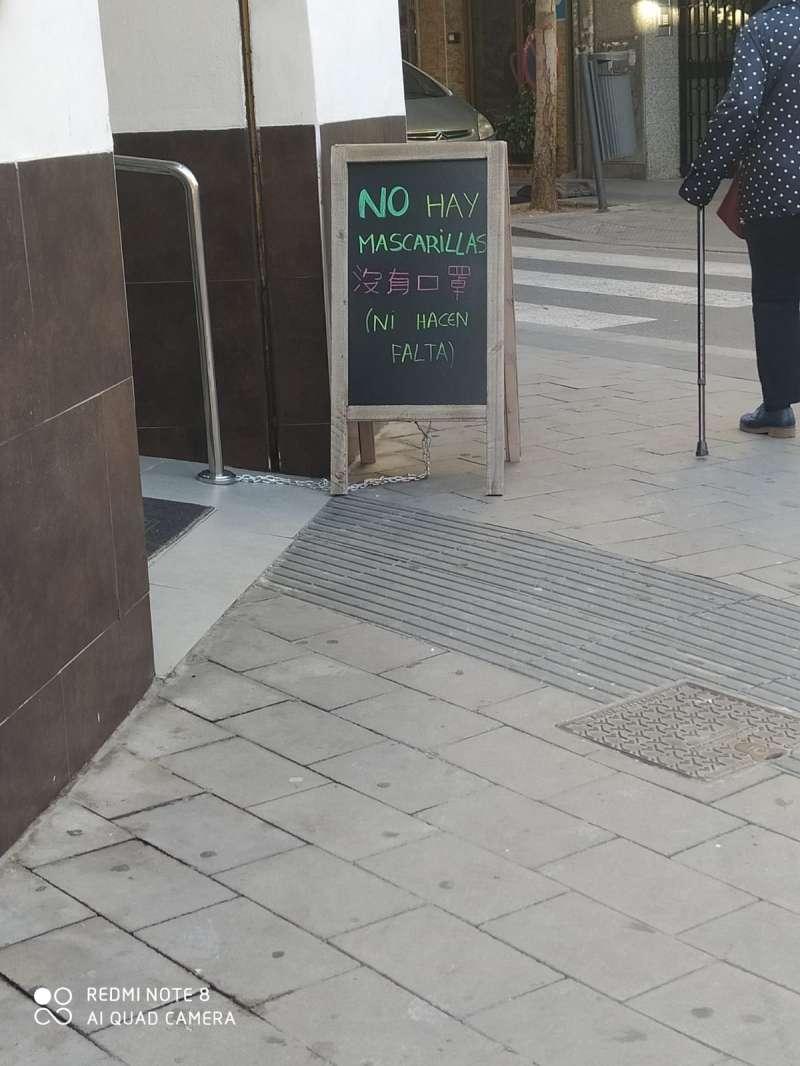 Farmacia de Alicante. Joaquín Vegara