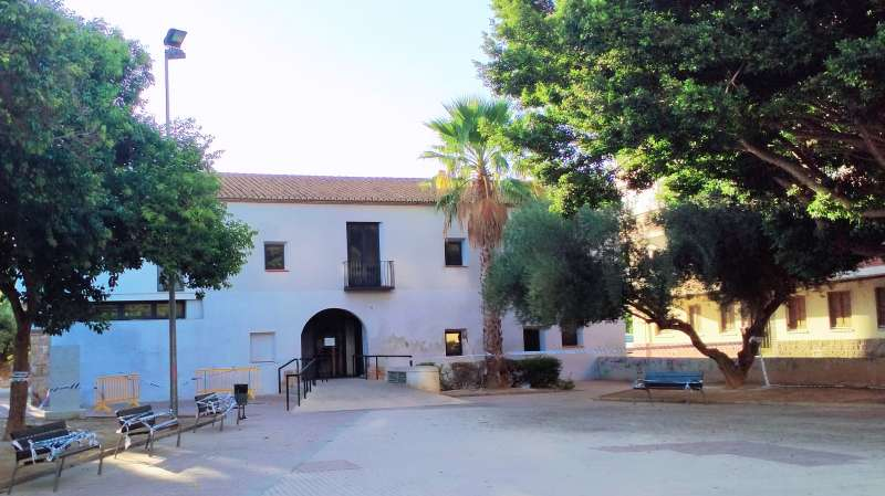 Alqueria Soria, Massanassa./ EPDA