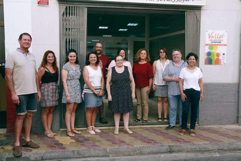 Primera reunión del equipo de trabajo. EPDA