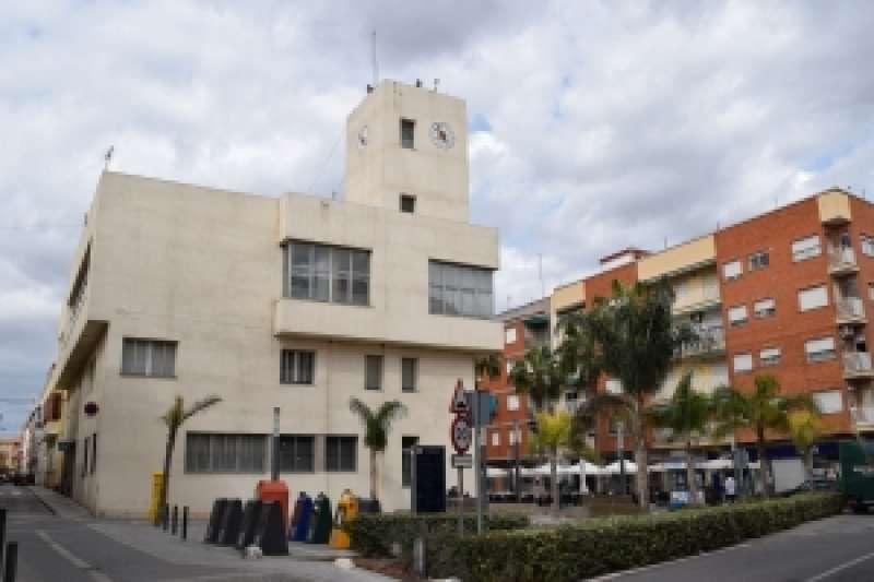 Ayuntamiento de Vilamarxant.
