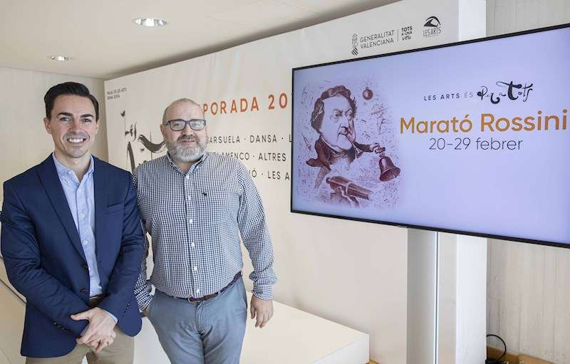 El director artístico de El Palau de les Arts, Jesús Iglesias Noriega, en una imagen facilitada por la entidad. EFE