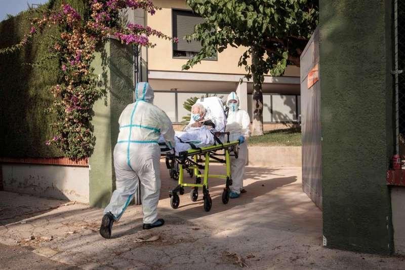 Residencia de ancianos de la localidad valenciana de l