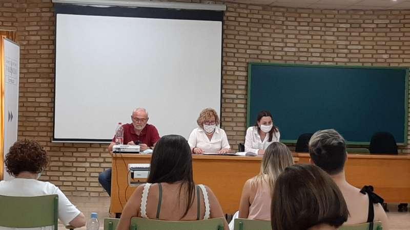 El área provincial de Igualdad celebra la asamblea general de la Red, que en el presente ejercicio duplica el presupuesto hasta los 500.000 euros. / EPDA