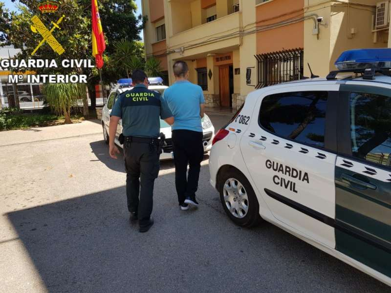 Guardia Civil. EPDA.