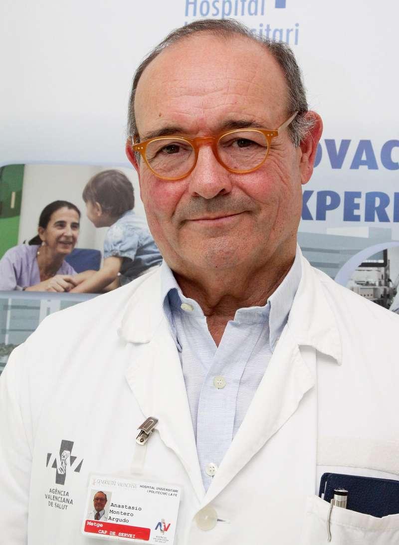 Dr Anastasio Montero, cirujano cardiaco en el Hospital La Fe. / EPDA