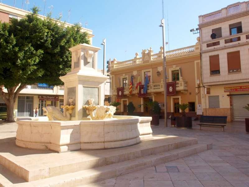 Foto archivo Ayuntamiento Foios