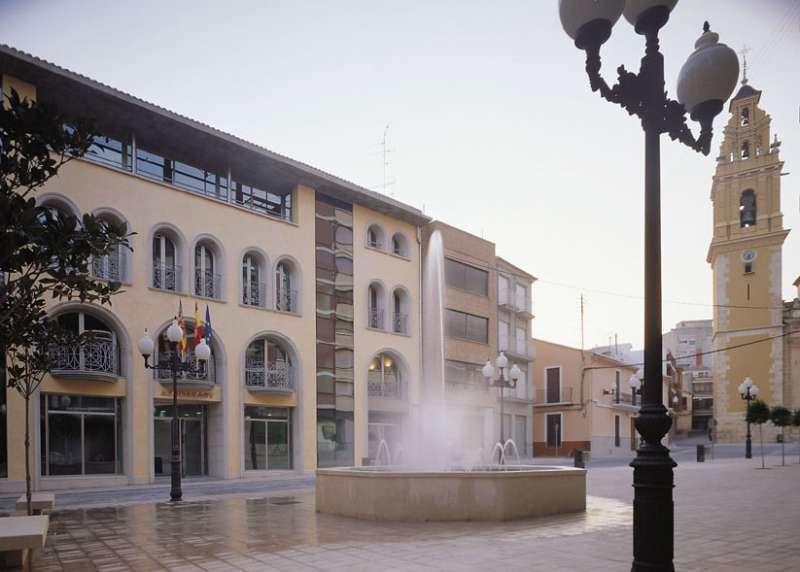 Ayuntamiento de Benaguasil. / EPDA