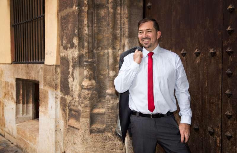 Pere Valenciano, director del Grupo El Periódico de Aquí. FOTO ELVIRA FOLGUERÀ