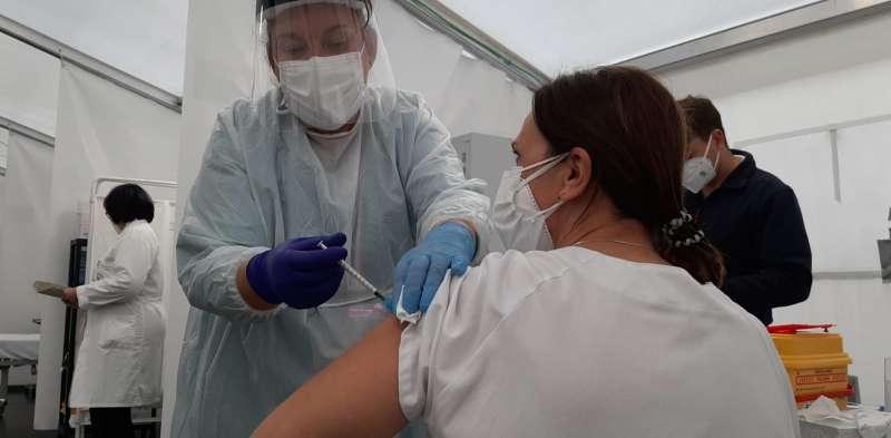 Llegan las vacunas