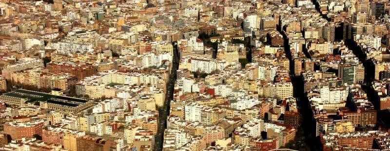 Valencia, edificis. EPDA