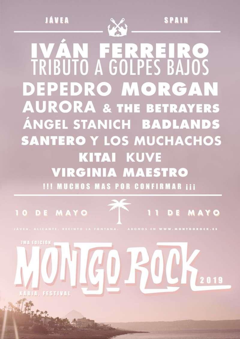Cartel Motgorock 2019