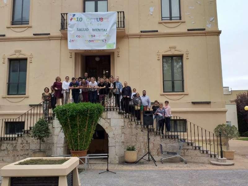 Participantes en el Dia de la Salud. / EPDA