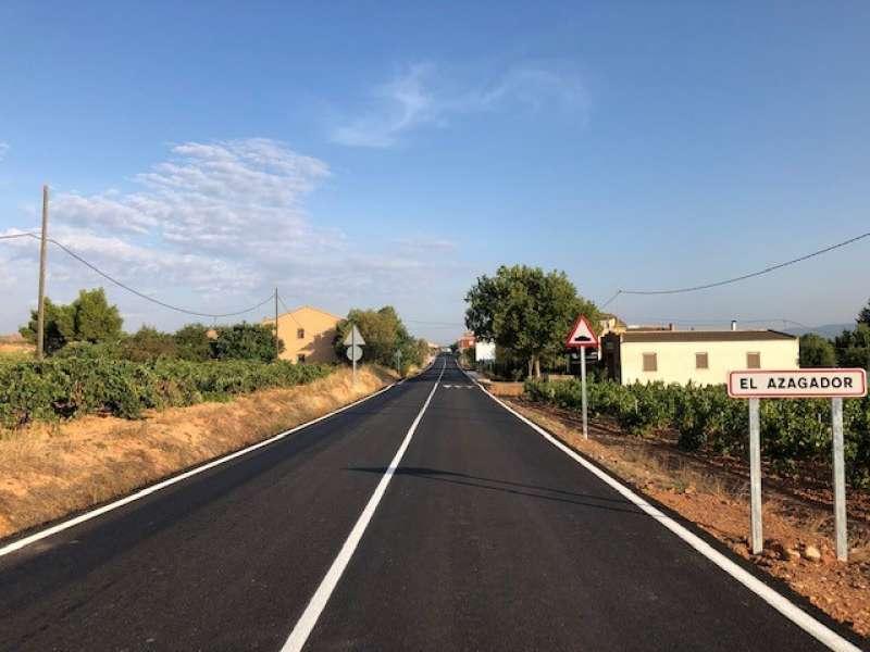 Carretera de La Vega