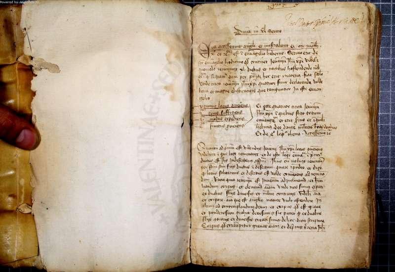 Imagen archivo de un libro de ceremonias. EPDA