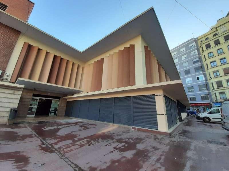 Mercado Ruzafa. EPDA