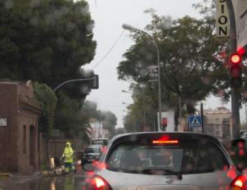 Las lluvias han dejado en Bétera 32,4 l/m2