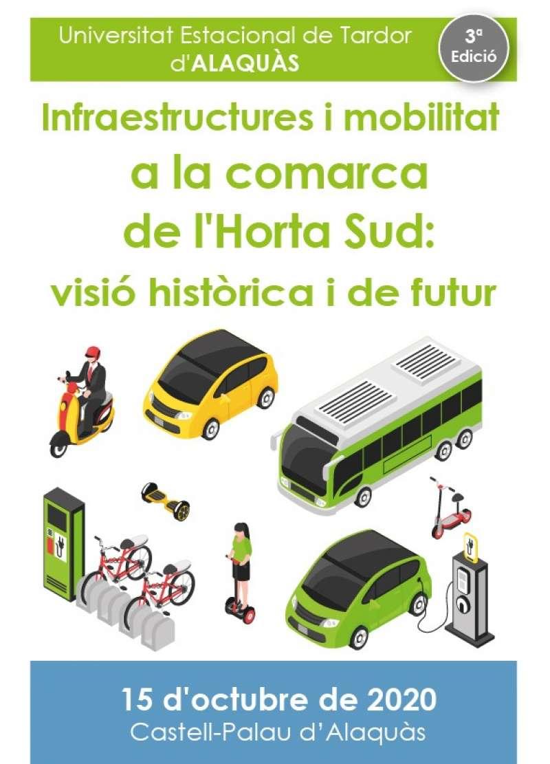 Cartell de la tercera edició de la Universitat Estacional de Tardor