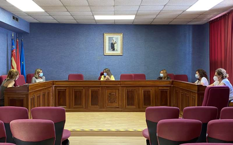 Museros es reuneix amb el Centre de Salut del municipi per abordar la problemàtica actual