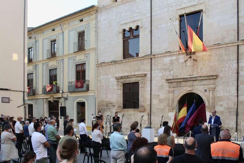 Ayuntamiento Alzira./EPDA