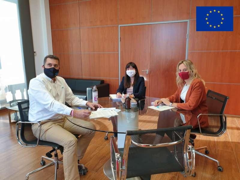 Firma de la oficina de proyectos europeos