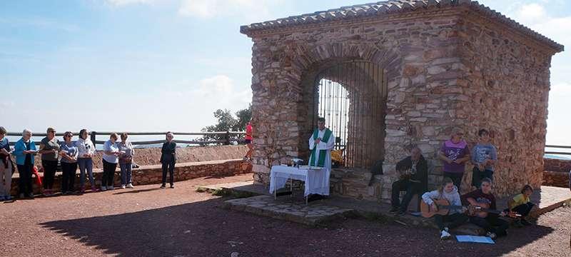 Ermita de la Santa Creu del Garbí. EPDA