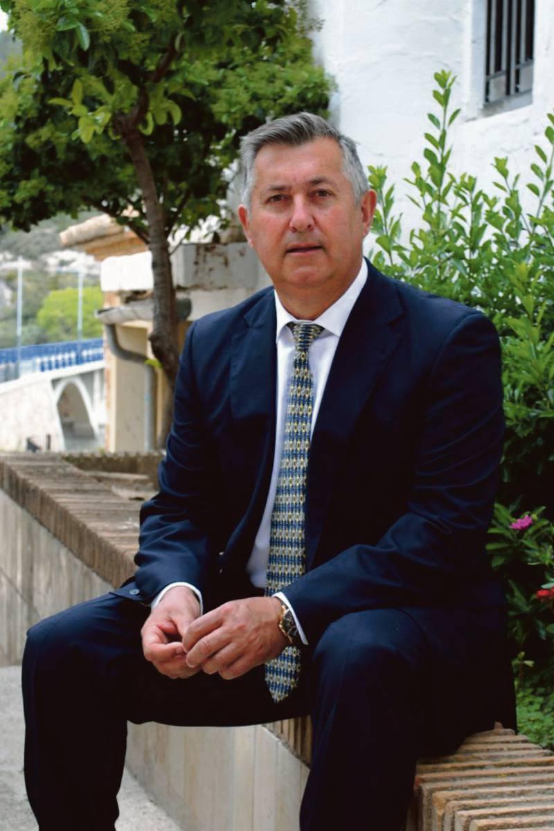 Cristóbal Peiró. EPDA