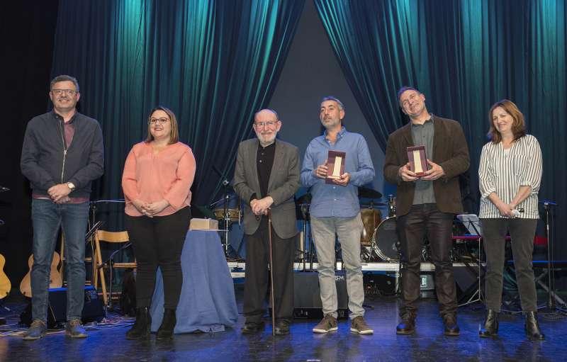 Premiados 2019./ Foto Ajuntament Almussafes