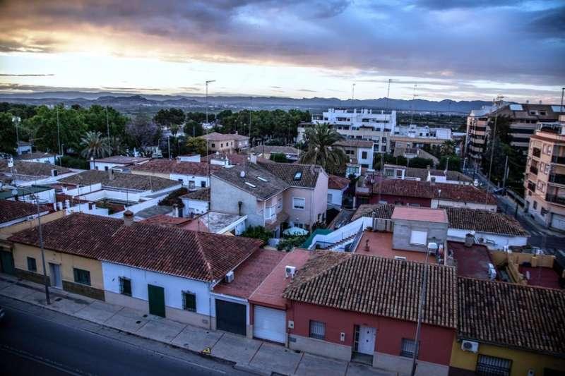 Vista de Riba-roja. EPDA.