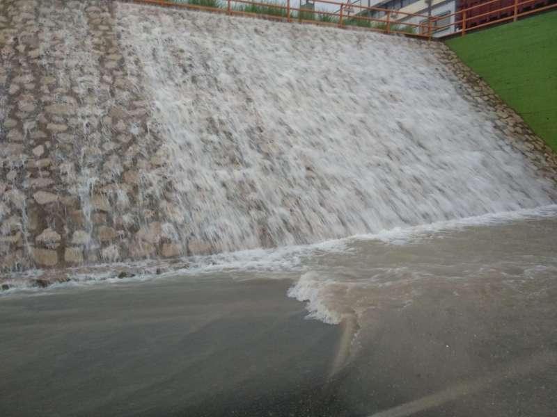 Zona inundable. EPDA